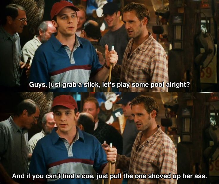 Let's play some pool ~ Sweet Home Alabama (2002) ~ Movie Quotes #amusementphile