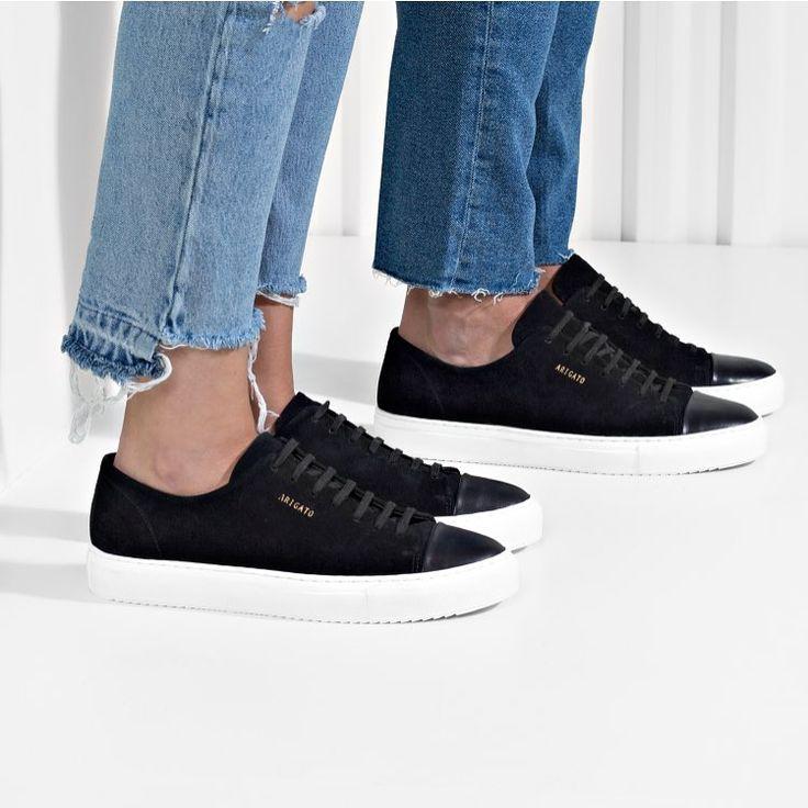 Axel Arigato Cap-Toe | www.axelarigato.com | #axelarigato #sneakers #shoes #leather #suede