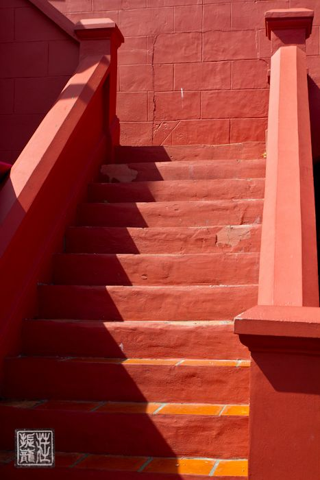 Red church - malacca