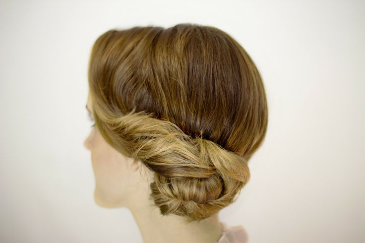 holiday party hair?