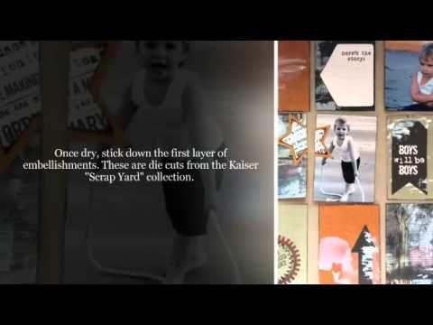 Little Mr Attitude - by Toni Herron - YouTube