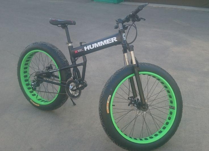 фэт байк Хаммер -внедорожный велосипед