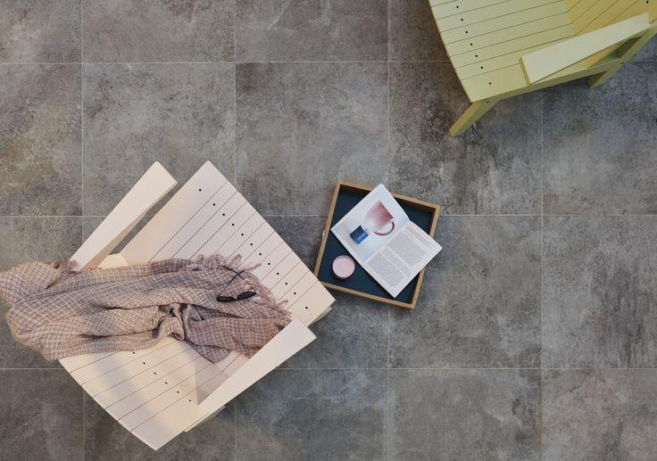 #PORTOBELLO #GIBRALTAR  #stone #tile #design #porcelain #look #style #design #home #garden #landscape #interiordesign #interiors #stonelook #3d