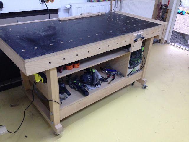 Einrichtung Neubau Werkstatt Seite 2 Woodworker Einrichtung Neubau Seite Werkstatt Woodworker Werkstatt Werkbank Bauen Werkstatteinrichtung