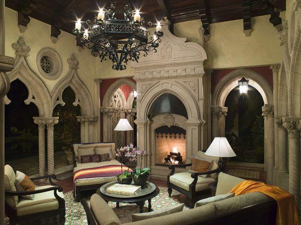Gothic Revival Interior Design 29 best gothic revival interior images on pinterest | architecture