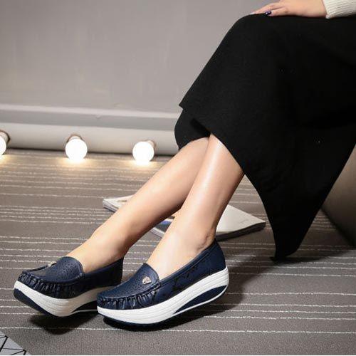 Sepatu EMORY Highsole SH8855 Terbaru Original