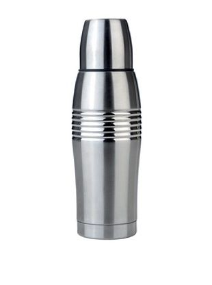 57% OFF BergHOFF Designo 18-Oz. Travel Vacuum Flask, Silver