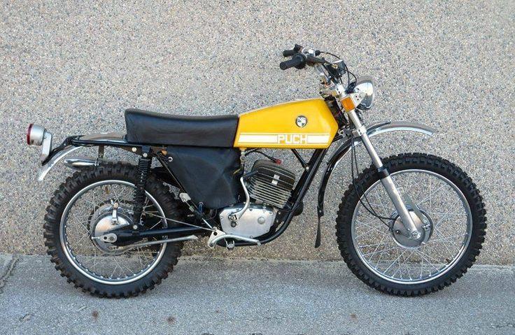 1973- Puch Enduro 125cc