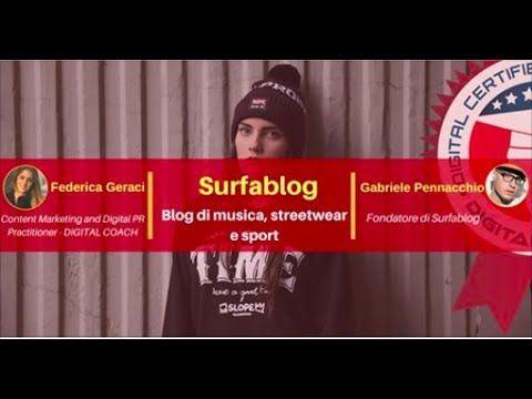Surfablog: il successo digitale del blog di musica, streetwear e sport [intervista] | Digital Coach®
