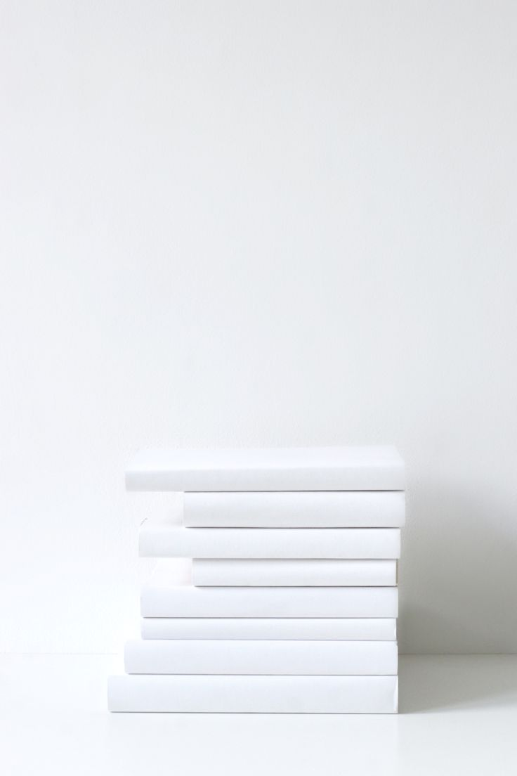 141 best white aesthetic images on pinterest white for Best books on minimalism