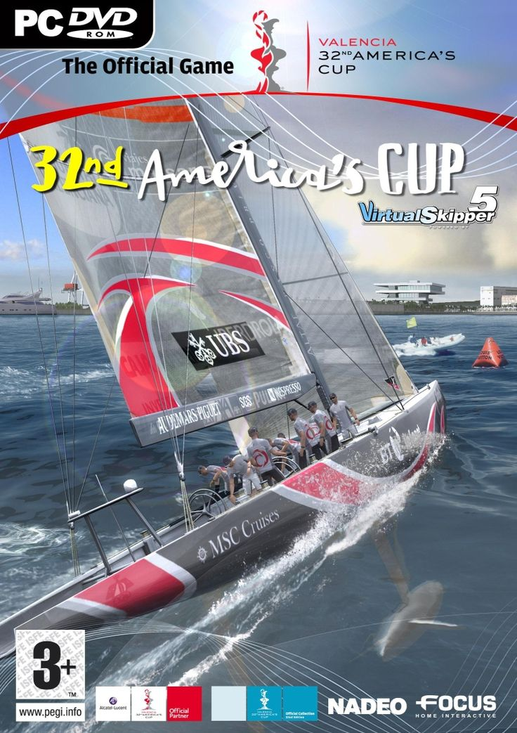 #7 Virtual Skipper (Nadeo, 2008)