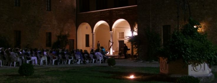 Concerto al Castello di Castelnovo #valtidone #wine #fest 2012 #valtidonewinefest #piacenza #emiliaromagna