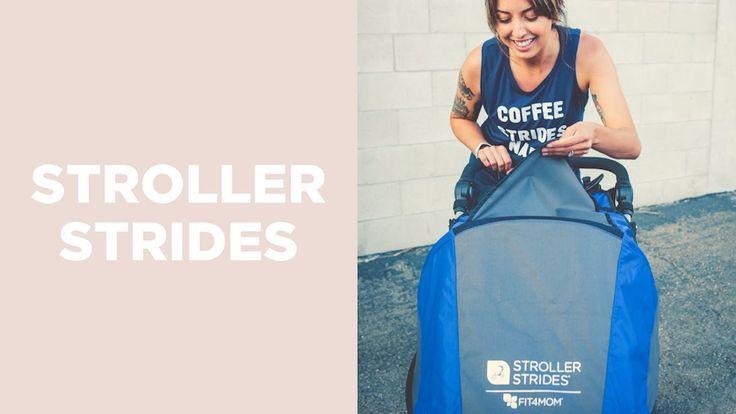 Stroller Strides with Ann: Week 2 #Fit4Mom #StrollerStrides