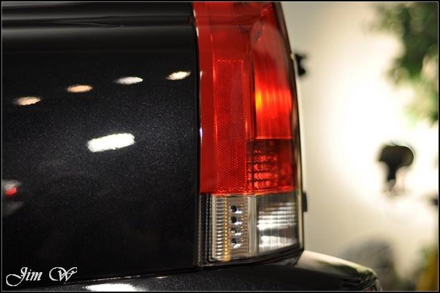 Volvo V70 D5 ....reflection