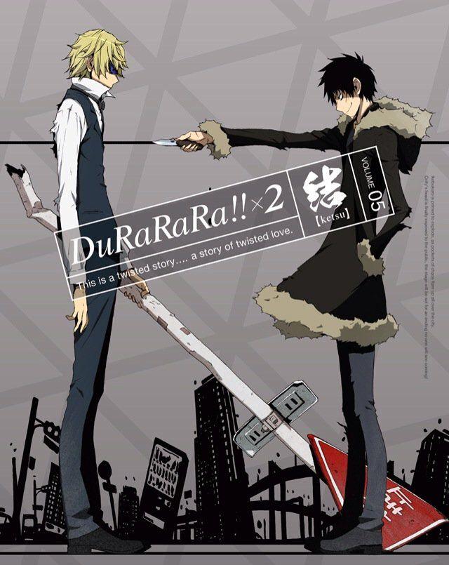 TVアニメ「デュラララ!!×2」 on