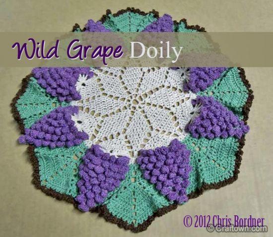 32 Best Crochet Grapes Images On Pinterest Crochet Hats