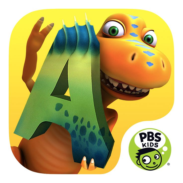 Dinosaur Train A to Z App | All Aboard! The ultimate dinosaur app for your child from the hit PBS KIDS show Dinosaur Train! This essential dinosaur collection helps build reading skills and encourages the exploration of life science and natural history through discovery, play and reading! (Available for iPad, iPhone, iPod Touch, Kindle Tablet, Android Phone, & Android Tablet)