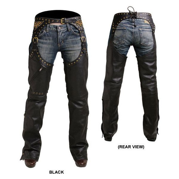 Oh hells YES!!! Motorcycle Chaps - http://www.motoleather.com/motorcycle-chaps.html