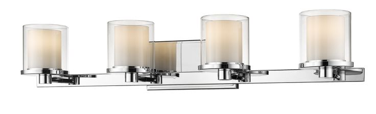 Schema 4-Light LED Vanity Light