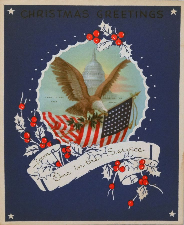 297 best Patriotic WWII Greeting Cards & Posters images on ...