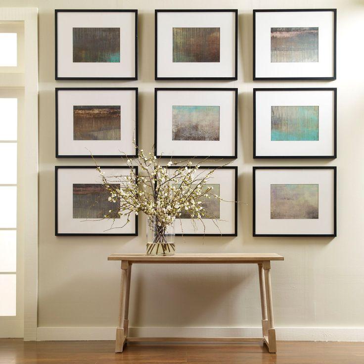Art even more beautiful as a collection. | Eathan Allen