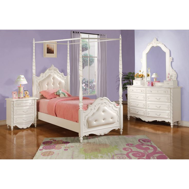 17 Best Ideas About Canopy Bedroom Sets On Pinterest