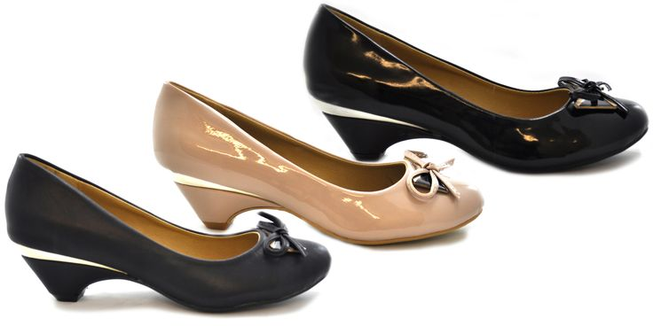 Time for something a little humble. 2 Inch heel court shoes ideal for work & office surroundings. Keep it simple - keep it shoesdays - Only £12.99!! Click away peeps: http://shoesdays.co.uk/collections/ladies-womens-shoes-mid-heels