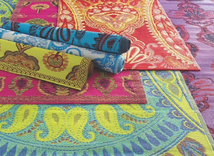 Rio Outdoor Rugs at Cost Plus World Market >> #WorldMarket Outdoor Entertaining & Decor
