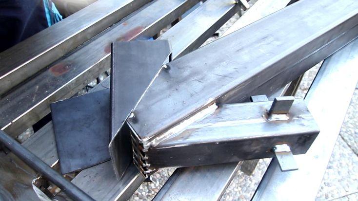 Bauanleitung | Bett selber bauen, Rustikales holzbett