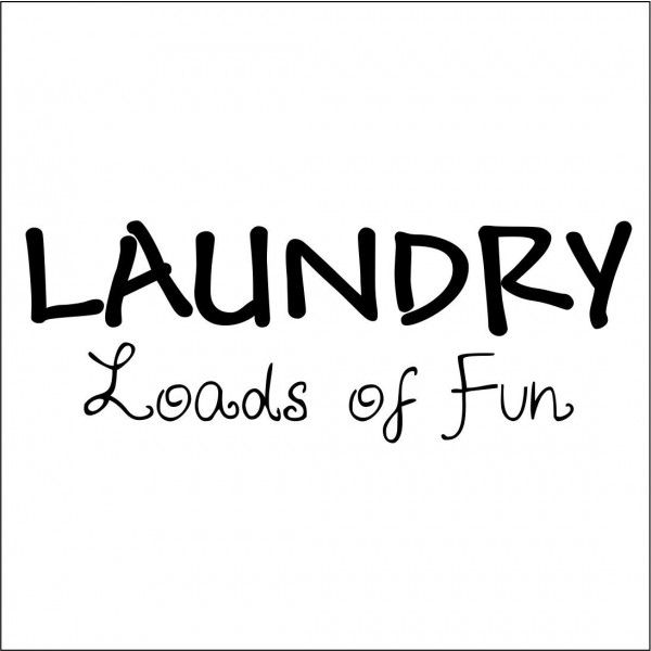 Funny Laundry Room Sayings To Get Information About Laundry Loads Fun Decorative