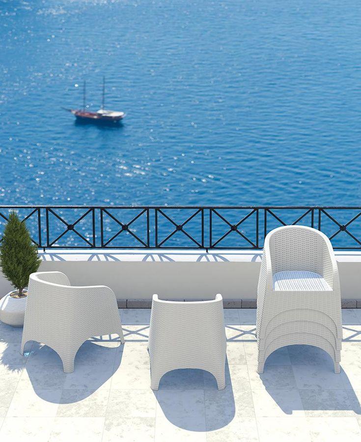 Hotel Grecja Krzesło Siesta Aruba #hotel #chair #holidays #beautiful #view #hagea