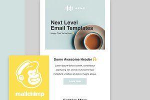 Creative Mailchimp Templates | Page 3