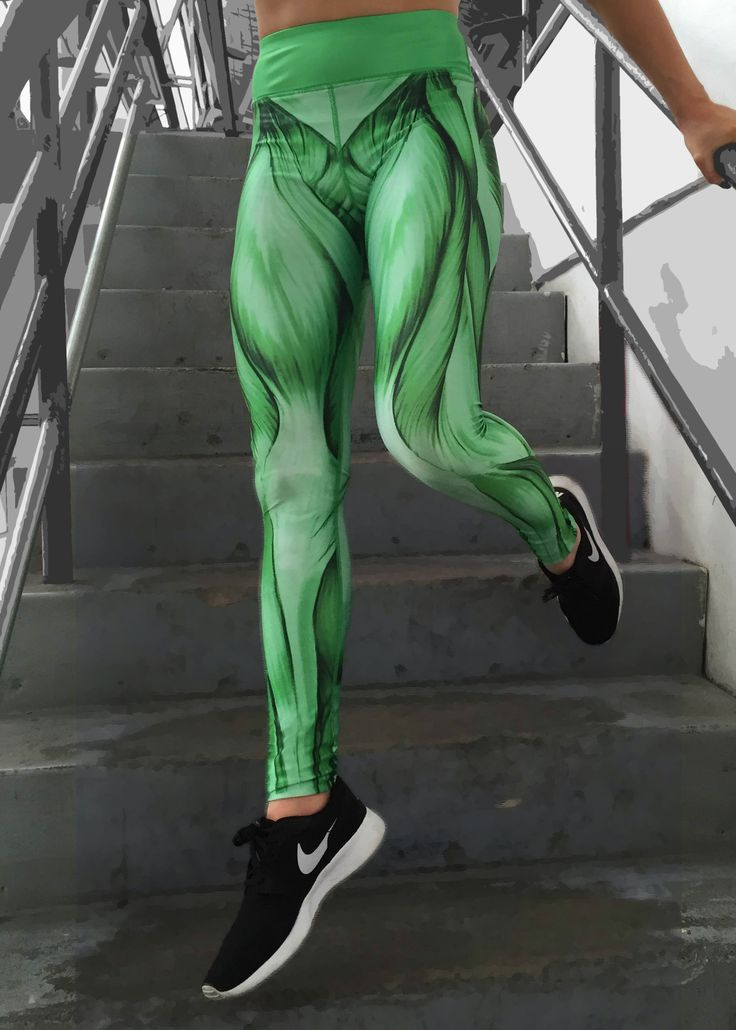 She Hulk Leggings