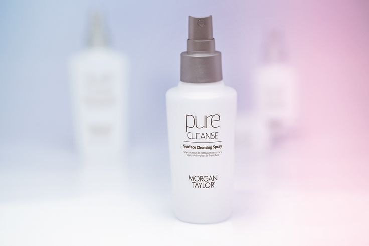Morgan Taylor Essentials' Pure Cleanse Spray at Louella Belle #MorganTaylor #Essentials #Nails #Manicure #Necessities #LouellaBelle