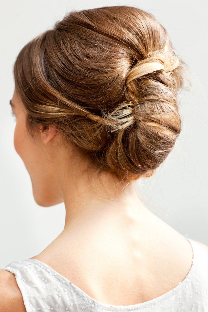 Hairstyle For Wedding top 25 best bride hairstyles ideas on pinterest elegant wedding hairstyles hairstyles for brides and elegant wedding hair Wedding Hairstyles Diy Tips How To Bridal Hair