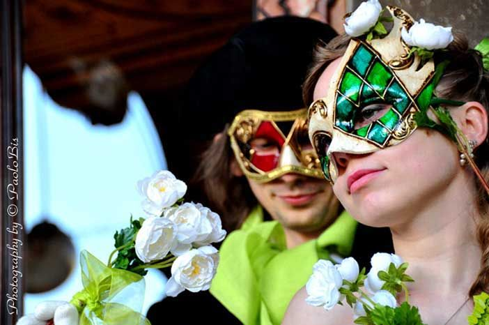 #beauty #Paolobis #Venice #Carnival #Mask #Venezia  #Carnevale  #Flickr  #mistery  #love #lovers  #couple  #girl