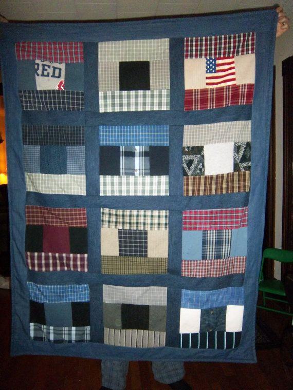 Clothes Memorial Quilt