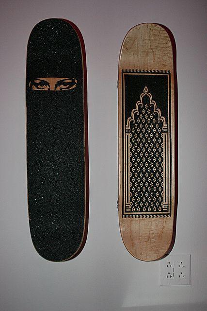 I wish I could skate... pretty board...