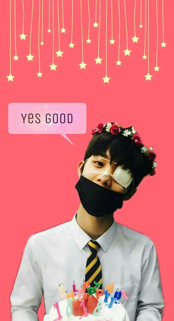 Wanna one bae jin young