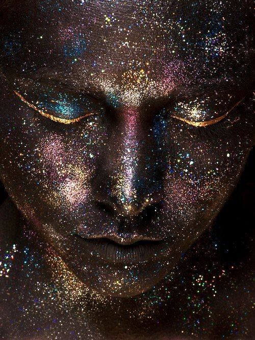 Shine like the whole Universe is Yours. ~ Rumi