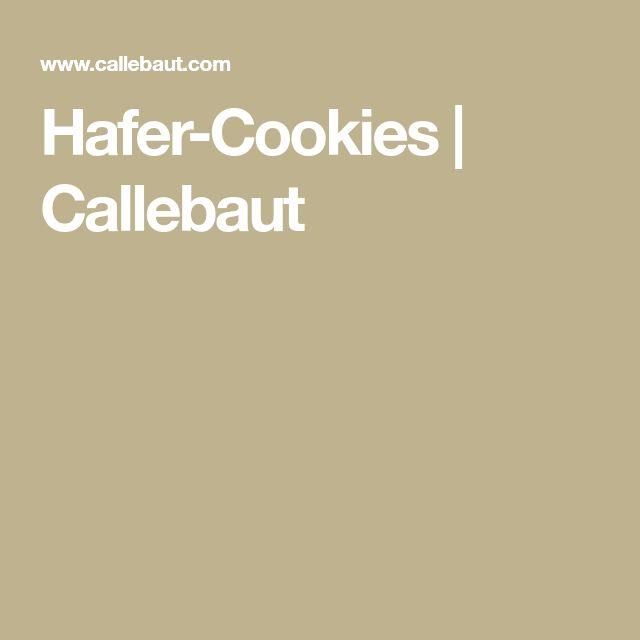 Hafer-Cookies | Callebaut