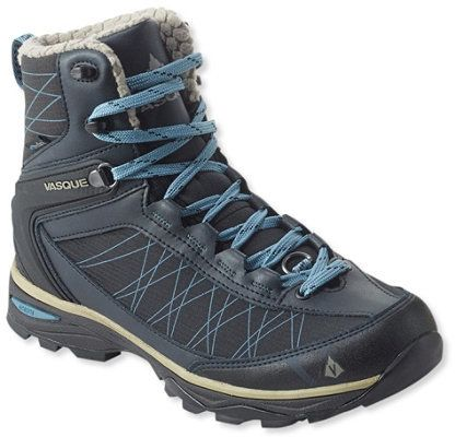 L.L. Bean Womens Vasque Coldspark Waterproof Insulated Boots