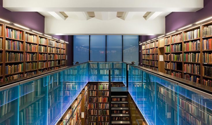 Commercial - London Library - TinTab - Contemporary, bespoke, design & manufacturing in Newhaven, East Sussex