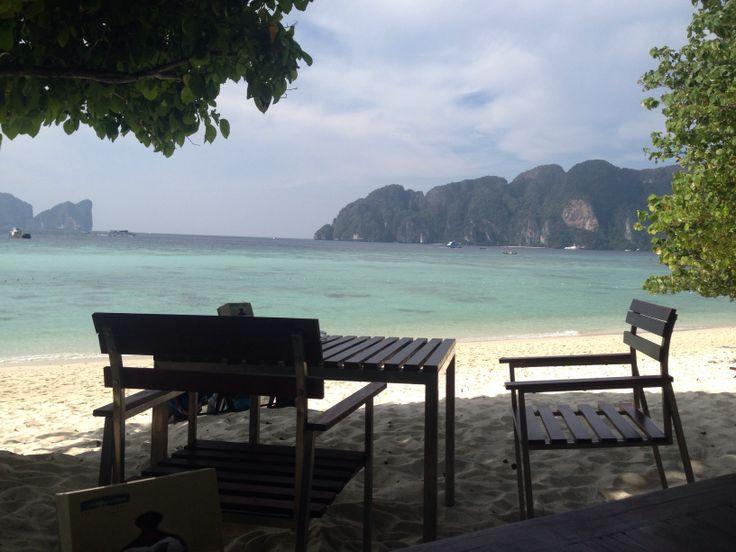 Paradise Resort, Phi Phi Island, Thailand