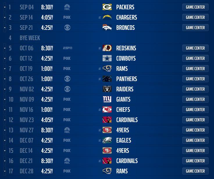 2014 2015 seahawk schedule | Seattle Seahawks 2014 schedule released - FanSided - Sports News ...