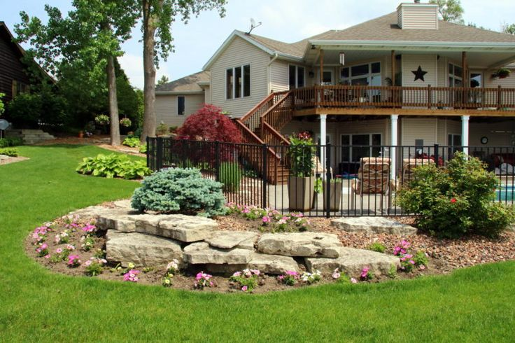 19 best beautiful yet strong retaining walls images on for Landscaping rocks grand rapids