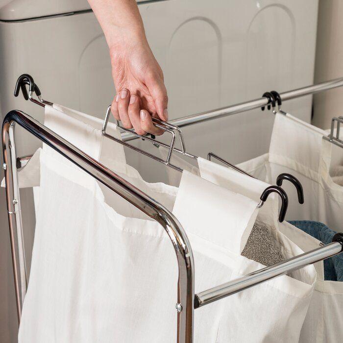 Heavy Duty Quad Laundry Hamper Laundry Hamper Laundry Sorter