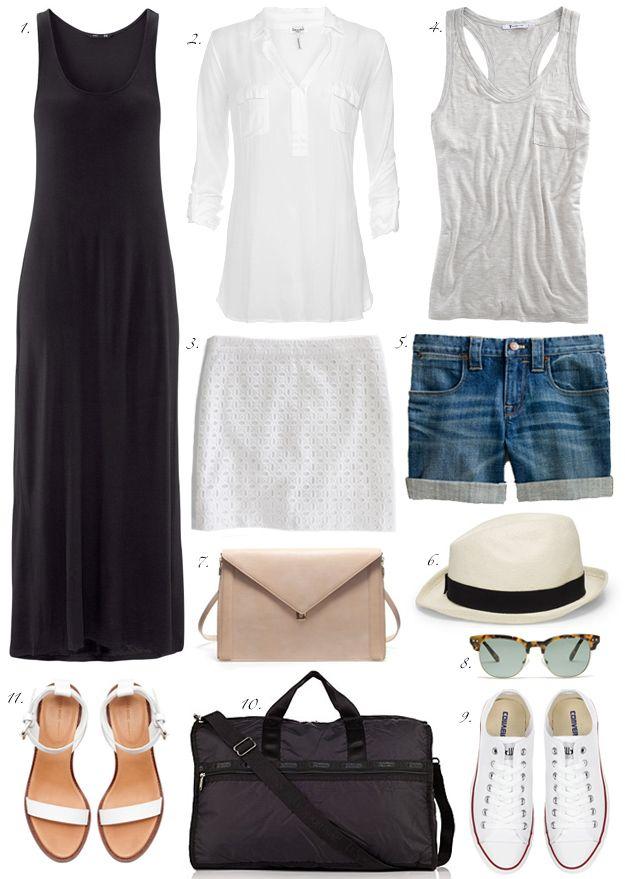 Style - Minimal + Classic: summer basics by erin