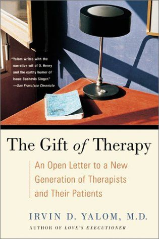 The Gift of Therapy by Irvin D. Yalom, MD. I don't share his theoretical views, but the man has good advice about how to be with your clients.