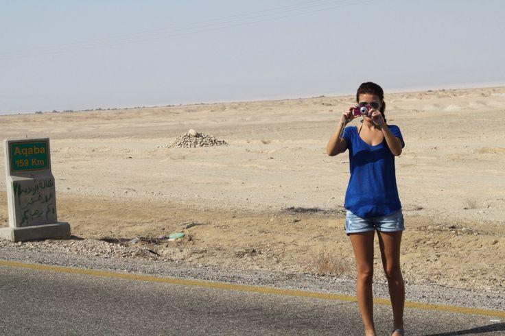 #jordan #aqaba #dessert #travel